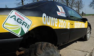 Gesponsorde auto total-agri